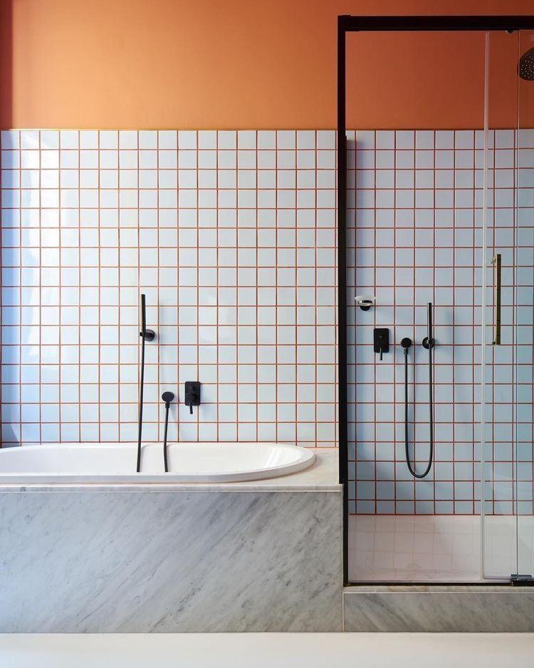 Photo of Rejunte colorido – transformando ambientes – Casa Casada