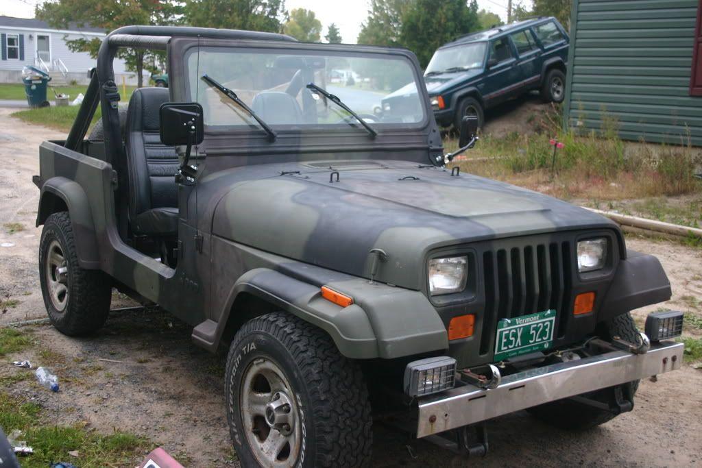 More Camo Jeep Camo Vehicles