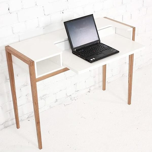 Amazing FARRINGDON LAPTOP DESK   Made With Solid Oak And Painted Wood   FSC,  LEONHARD PFEIFER Great Pictures