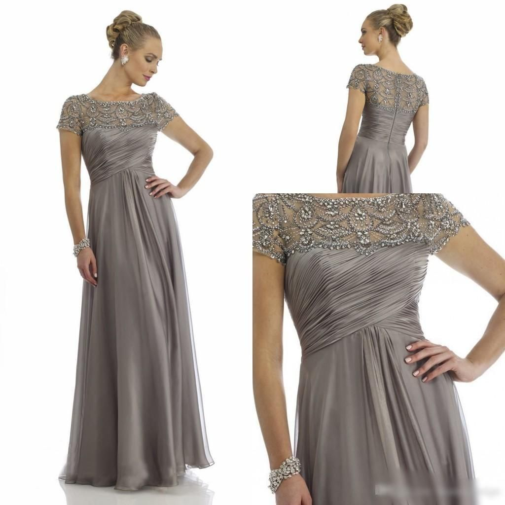 The Mother Of Groom Dresses: Young Mother Of The Bride Dresses 2016 New Arrival Elegant