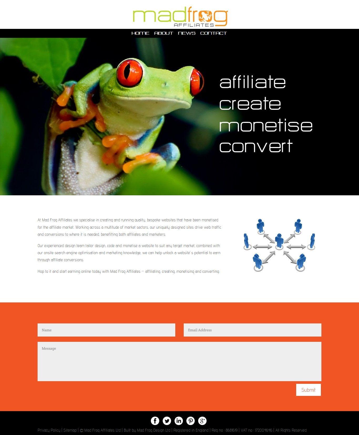 Froggy Affiliate Marketing frog affiliate Affiliate