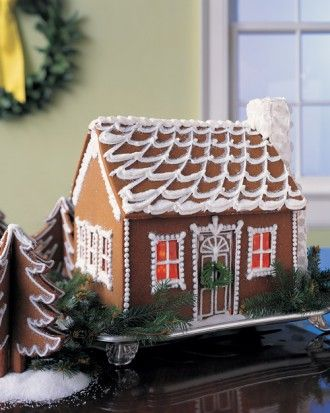 Gingerbread Houses And No Bake Cookie Cottages Christmas