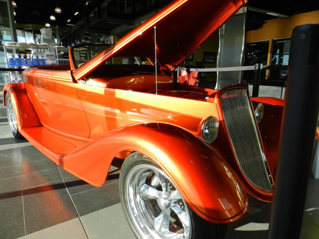 Capital Customs Gm And Aftermarket Accessories In Regina Sk Boyd Coddington Ford Roadster Hot Rods