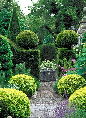 York Gate Garden, Leeds, England. | Gardens of the world ...