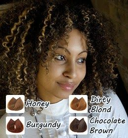 Best Hair Color For African American Skin Tone With Images