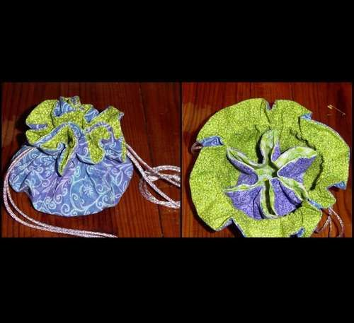 Jewelry Bag With Inside Compartments Diy Jewelry Bags
