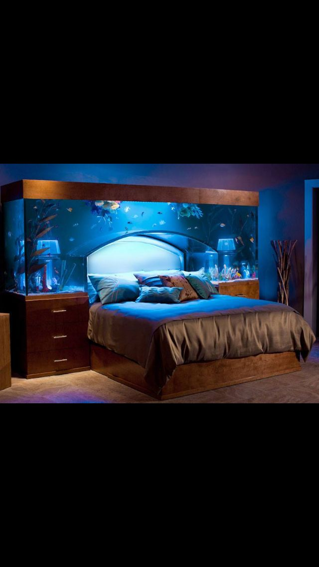 aquarium bed  awesome bedrooms fish tank bed dream bedroom