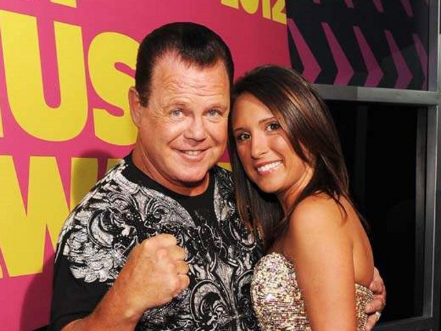 Image result for images of jerry lawler and hot wife
