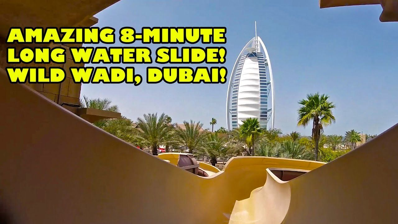 You must see this video of the eight minute long Master Blaster water slide @WildWadiDubai https://t.co/QOMdjaYmUD https://t.co/RzIzss4kE8