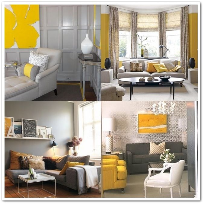 33++ Yellow living room accessories ideas