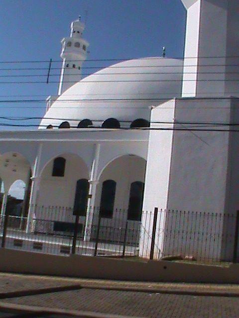 Mesquita Muçulmana em Foz do Iguaçu