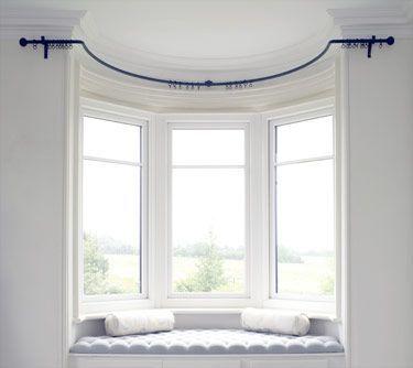 r sultat de recherche d 39 images pour tringle bow window rideau pinterest bricolage. Black Bedroom Furniture Sets. Home Design Ideas