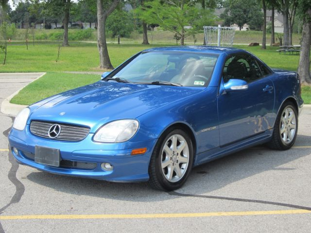 2001 MERCEDES SLK230 KOMPRESSOR  Houston TX  Classified Cars