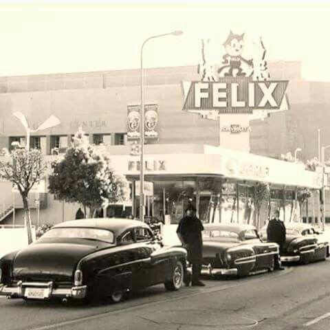 Felix Chevrolet Kustoms Pinterest Los Angeles California And