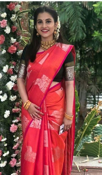 Wedding Hairstyles Simple Casual 17 Ideas Pattu Saree Blouse Designs Silk Saree Blouse Designs Saree Designs