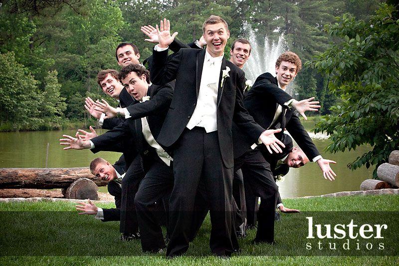 Goofy Professional Wedding Announcement, Photographer