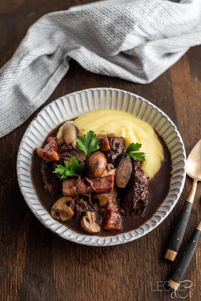 Boeuf Bourguignon aus Kitchen Impossible | LECKER&Co | Foodblog aus Nürnberg