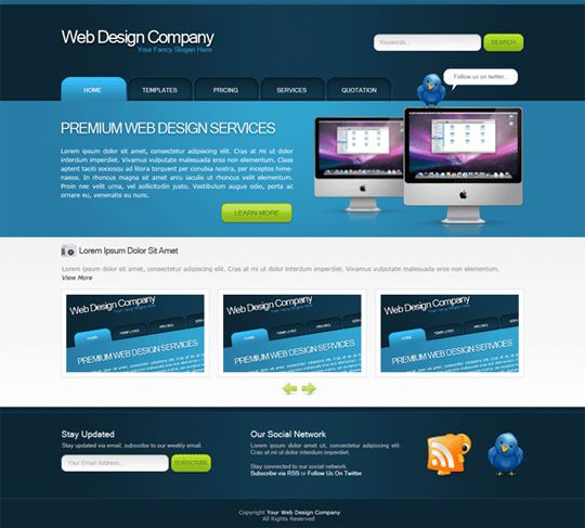 20 high quality photoshop web design tutorials photo and computer
