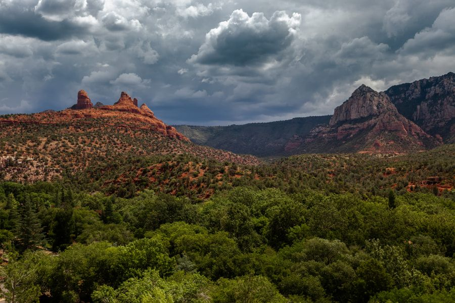 Mountains surrounding Sedona by Phil Bird LRPS CPAGB - Photo 131359645 / 500px