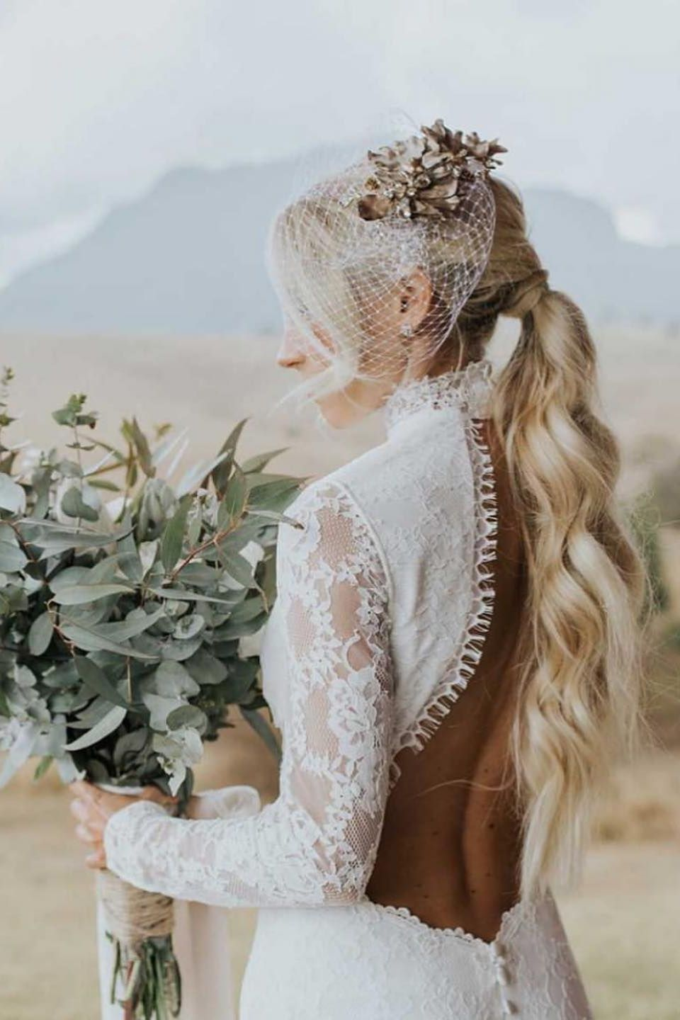 Beverly Gown In 2020 Wedding Dresses Boho Headpiece Lace Weddings