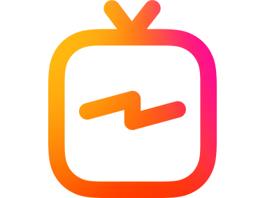 Instagram Igtv Logo Instagram Icone Instagram Ideias