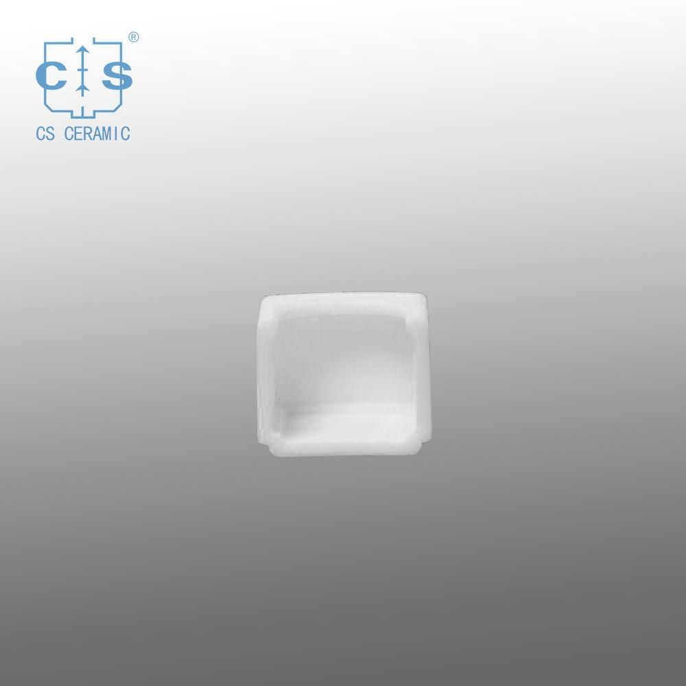 Custom 95 Alumina Ceramic Insulator 1 Electrical Mechanical Insulating Ceramics Alumina Ceramic Manufacturers China Ce Ceramics Aluminum Oxide Melting Glass
