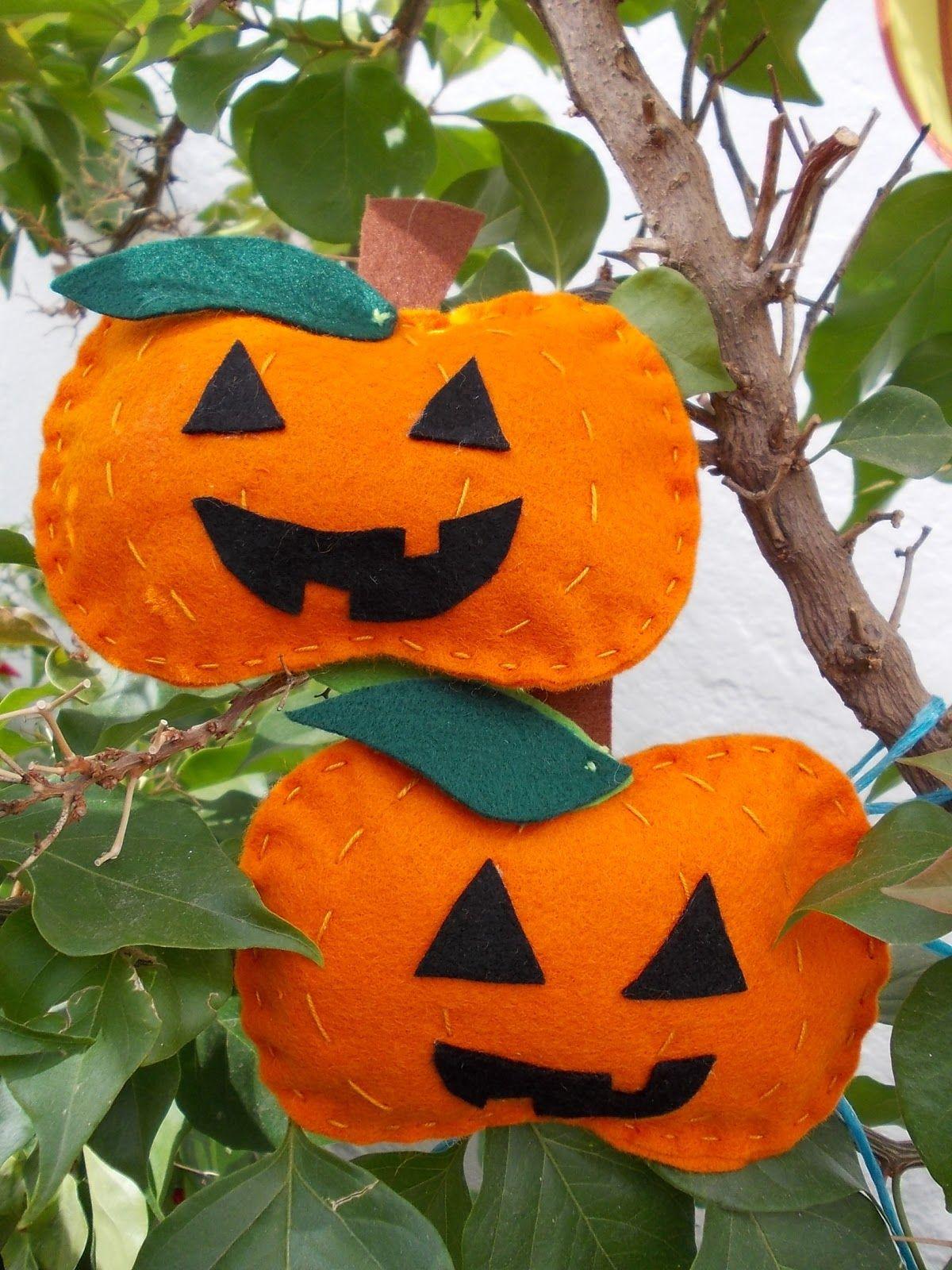 DIY Decoración halloween, Calabazas de halloween, Halloween