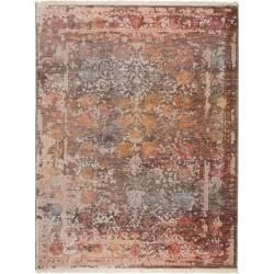 Photo of benuta Teppich Safira Braun 200×285 cm – Vintage Teppich im Used-Look benuta