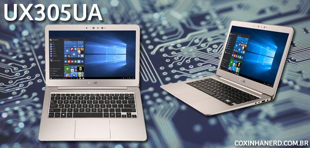Asus notebook modelo UX305UA
