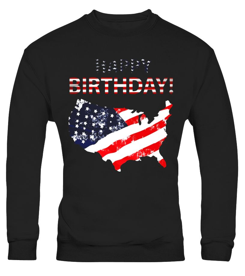 Happy Birthday America 4th Of July Army Dad Shirt Us Dads T Proud Shirts For