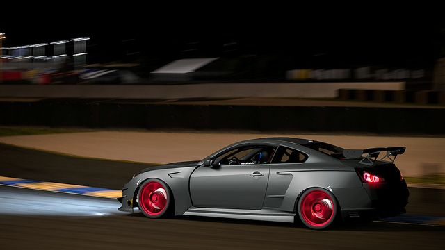 Circuit De La Sarthe 2009 High End Performance G37