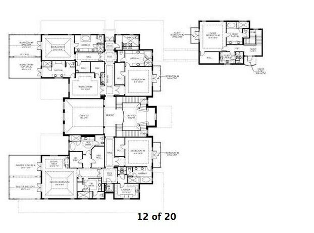 Pin By Nassima On Luxury Floor Plans Apartment Floor Plans Mansion Floor Plan Luxury Floor Plans