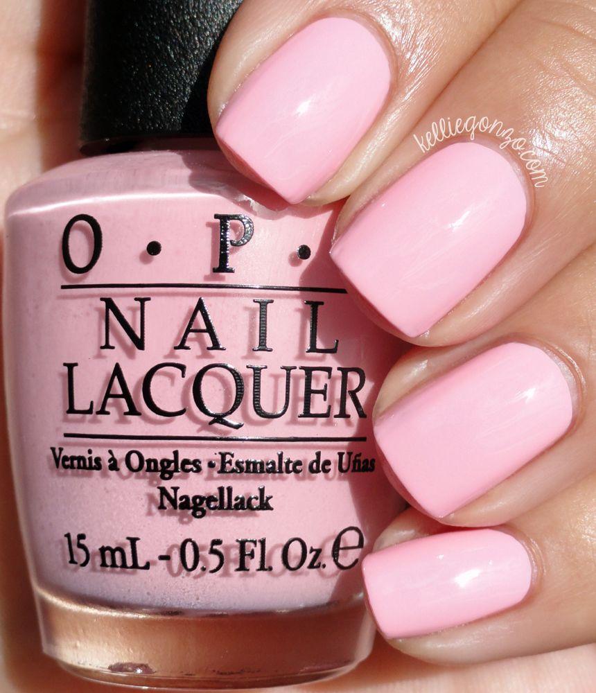 OPI Suzi Shops & Island Hops // kelliegonzo.com | Nails | Pinterest ...