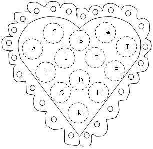 cc1a5795700b6f1e0d7b593690b1ff91 Valentine Letter Template Kindergarten on valentines owl card template, kindergarten easter egg template, kindergarten valentine's, kindergarten spring template,