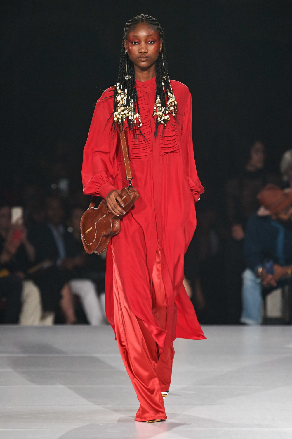 Black Fashion Designers 2020.Pyer Moss Spring 2020 Ready To Wear Fashion Show In 2019