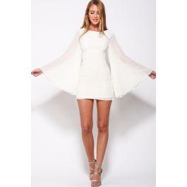 Softly Spoken Dress Ivory