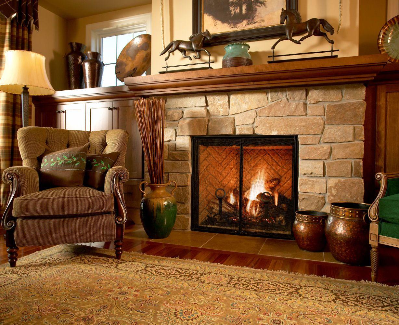Chimeneas - Ideas decorativas para tu Casa - Decoración Chimeneas ...