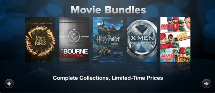 Onewaymarket Info Apple Does Rare Itunes Buy 1 Get 2 Free Movie Collection Sale Starting 10 Die Hard Lotr Godfat With Images The Godfather Movie Collection Movies