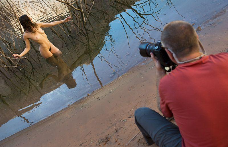 lake powell at girls Nude