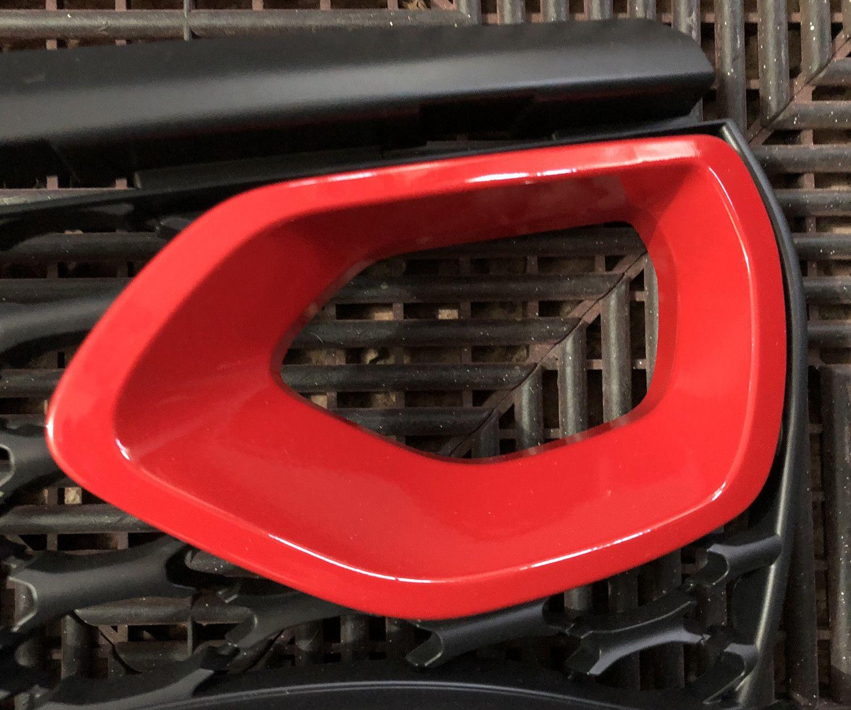 NEW 2015-2019 Dodge Challenger SRT HELLCAT Front Grille Emblem,OEM Mopar