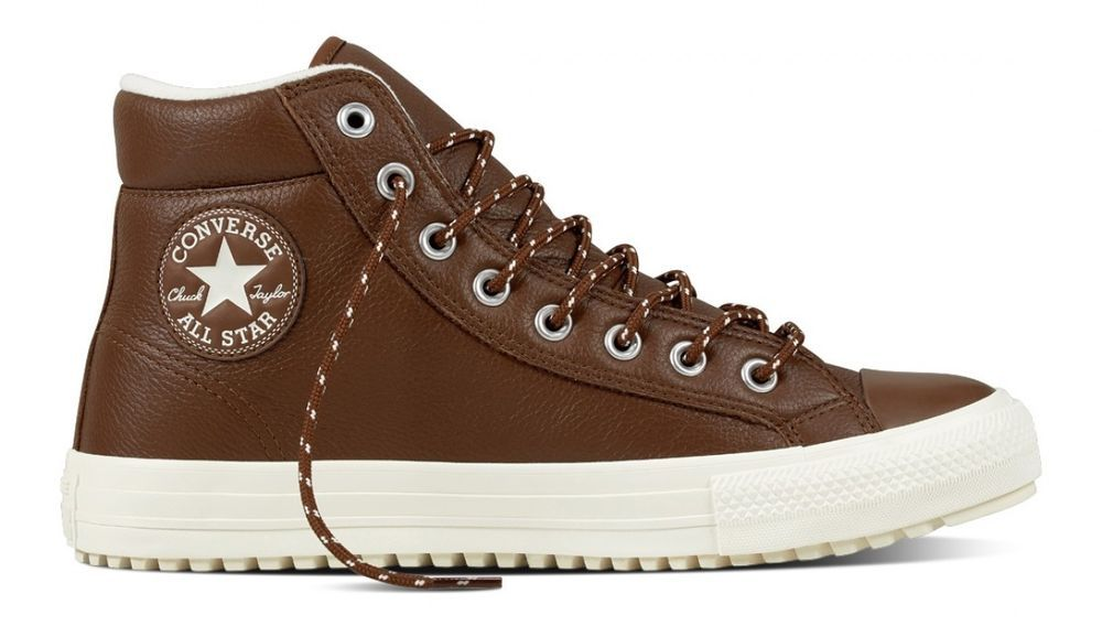749a46e18f50c8 CONVERSE CT CHUCK TAYLOR ALL STAR BOOT PC HI MENS 157685C Dark Clove NEW   Converse  Athletic