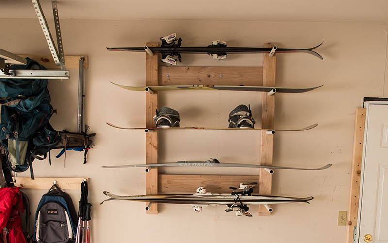 diy how to build a ski and snowboard