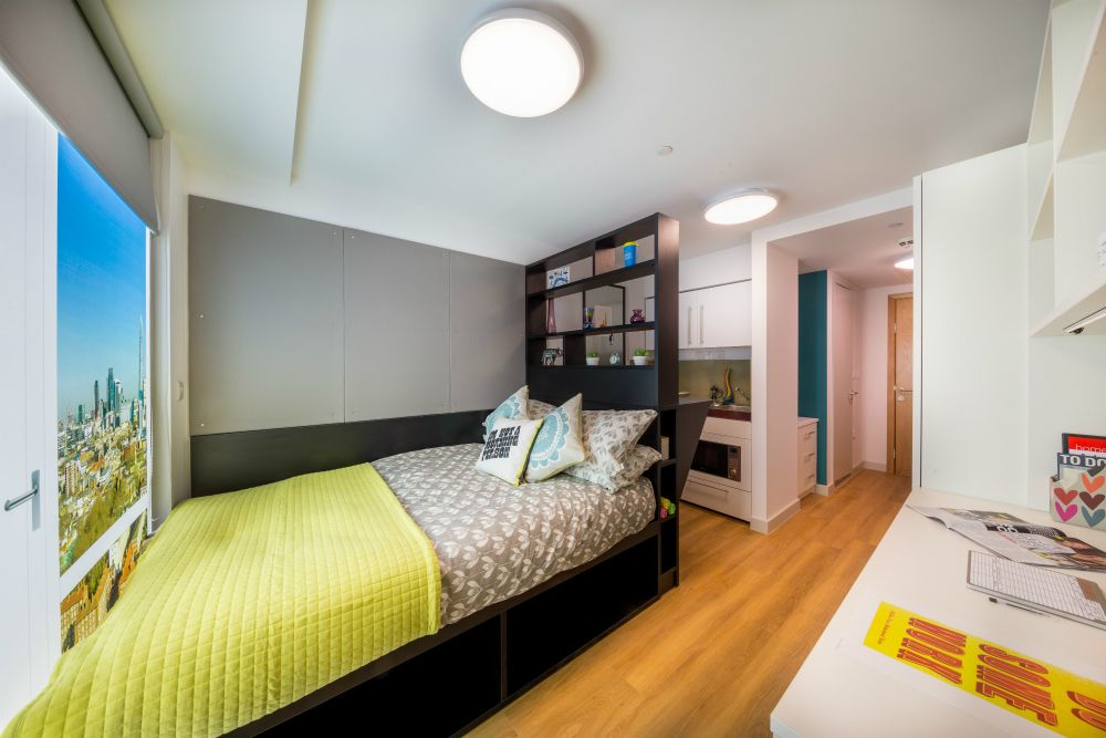 Portchester House. London Student Accommodation CRM ...