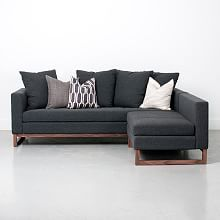Sectionals, Modern Sectionals & Contemporary Sectionals | West Elm