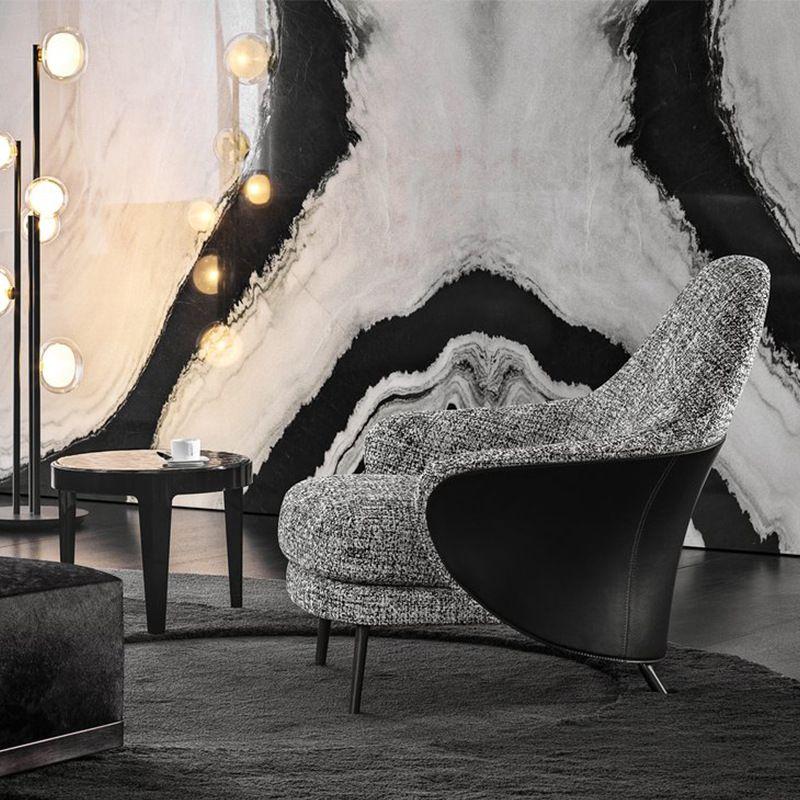 Pin By Uniq Habitat Decoration On Uniq Habitat Chair Designs In 2020 Minotti Living Room Sofa Carved Wooden Sofa