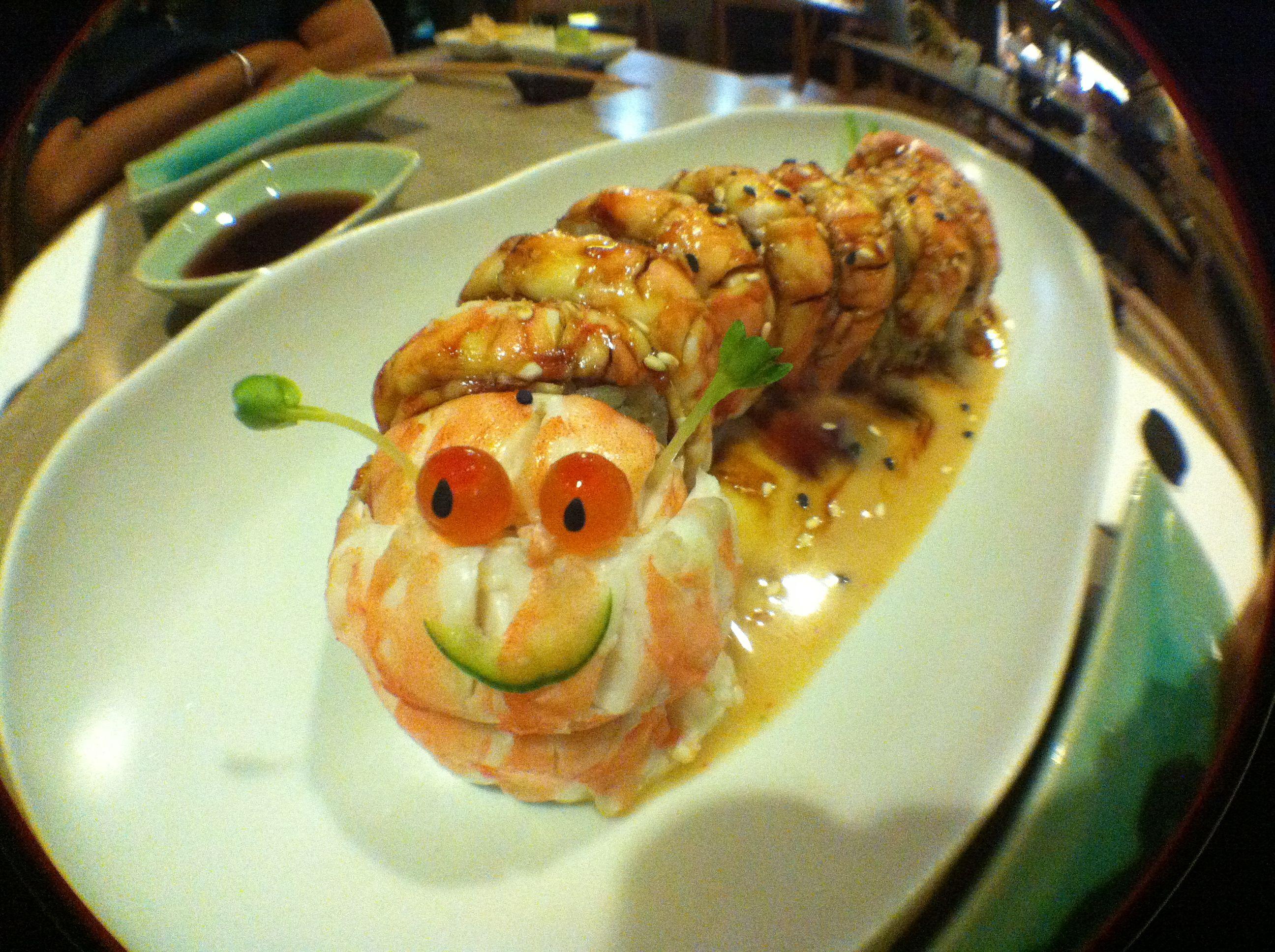Isaos signature dish jackie signature dishes food dishes