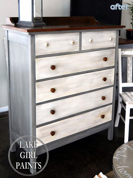 wood by white makeover the grain wash dresser whitewashed cottage