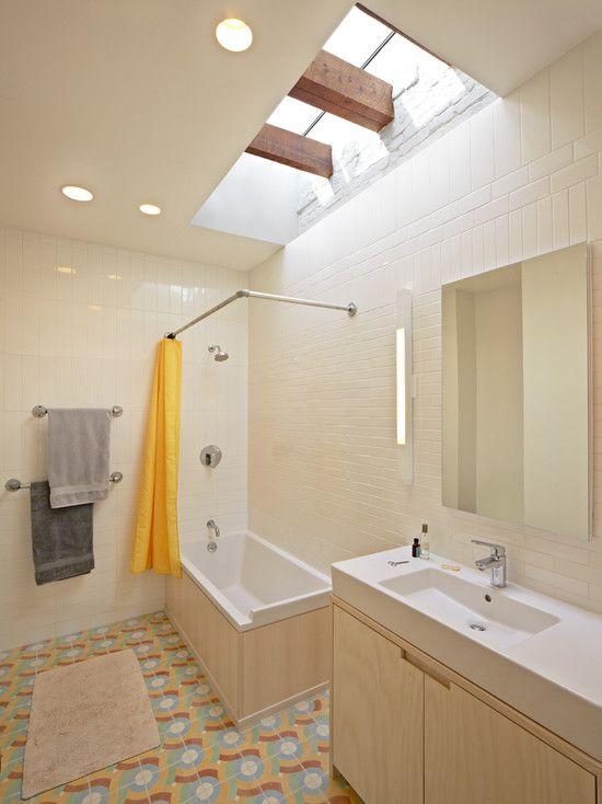 l shaped tub shower combo.  HomeandGarden Ecletectic Bathroom Design Diff Bathrooms