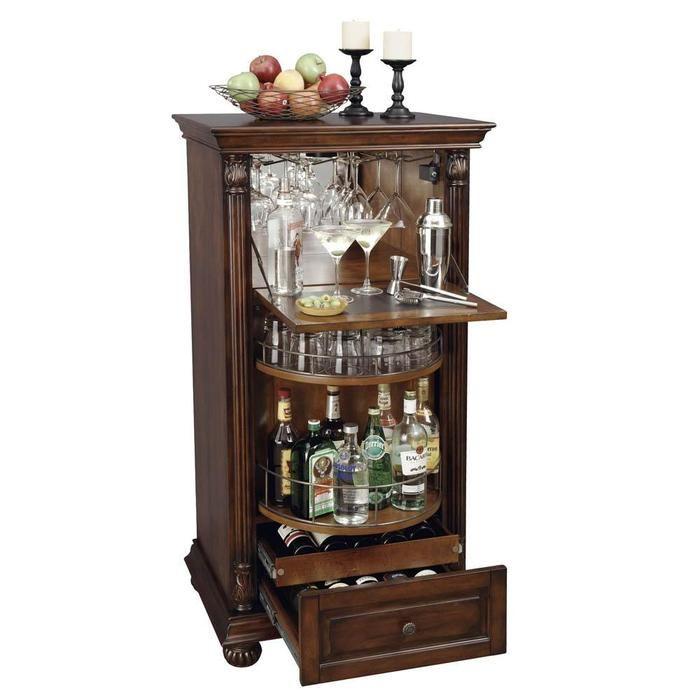 Incroyable Howard Miller Liquor Cabinet