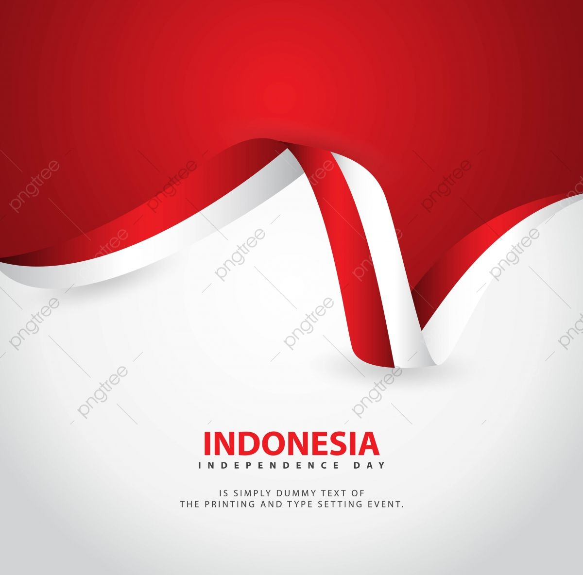 Download This Indonesia Independence Day Vector Template Design Illustration Indonesia Independence Ba Background Design Illustration Design Template Design